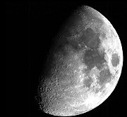 The Moon seen by Pléiades